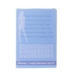 Üvegszálas női harisnya kék dobozos (Lydia)