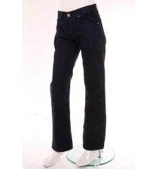 Farmeres anyagú, egyenes szárú férfi pamut hosszú nadrág (K1893Z)
