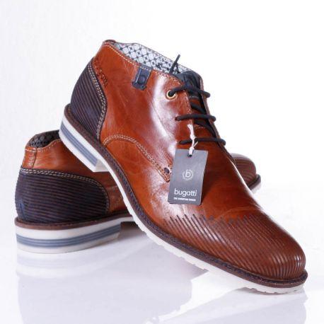 Bugatti bőr férfi félcipő (F9232-PR83) a2c2e89d1e