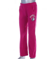 Gitáros, vastag, egyenes szárú lány melegítő nadrág, alsó (PL-130)