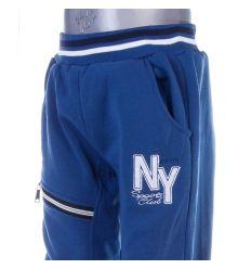 New York Sport Club Vastag Passzés aljú melegítő nadrág (PL-320)