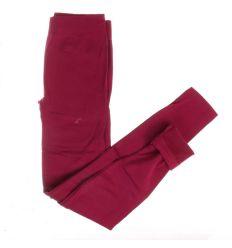 Termo elasztikus leggings normál derekú női (F3088)