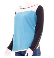 Armani Jeans női felül csíkos felső