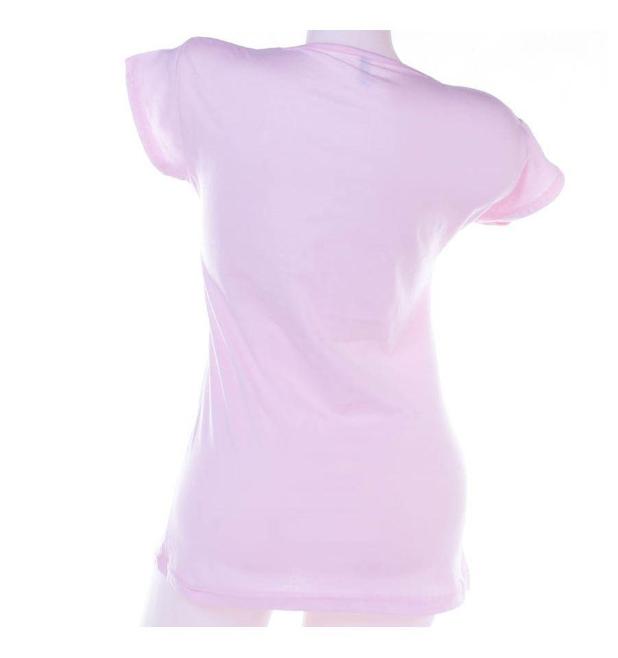 ed97f3a1cf Rosemelody, nagy rózsás pamut női hosszított póló, felső