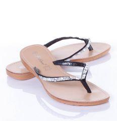 Strasszköves, lábujjközös női flip-flop papucs (L41732,L41733)