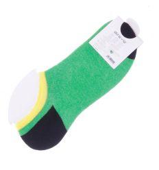 3-színű, bambuszos, kamasz gyerek extra titok zokni (GDD33)