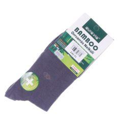Kis mintás, bambuszos anyagú férfi normál zokni (FF6725)