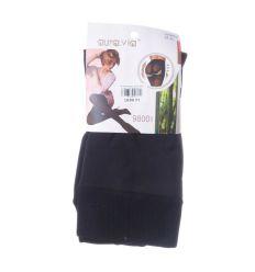 Fenékemelős, belül szőrme béléses, női elasztikus termo harisnyanadrág (NH892)