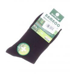 Női egyszínű bambusz normál zokni (N8617, N8618)