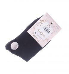 Női pamut normál zokni (WP2001)