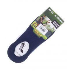 Lábfejnél húzott, egyszínű, férfi pamut extra titok zokni, sportzokni (FDDS07,FDDS08)