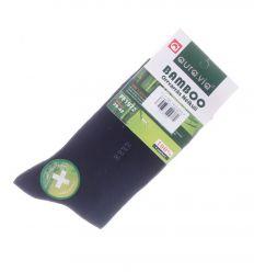 Kis mintás, bambuszos anyagú, férfi normál zokni (FF1972)