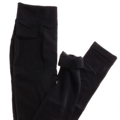54f362593a Elasztikus szőrmés belsejű bélelt női leggings (228)