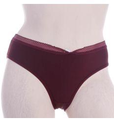 Moletti, selymes, rugalmas anyagú, egyszínű női normál alsó, bugyi (5598)