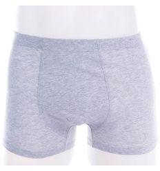 Egyszínű, kényelmes, pamut férfi alsó, boxer (SK26)